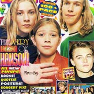 guess the 90s answers Tiger Beat