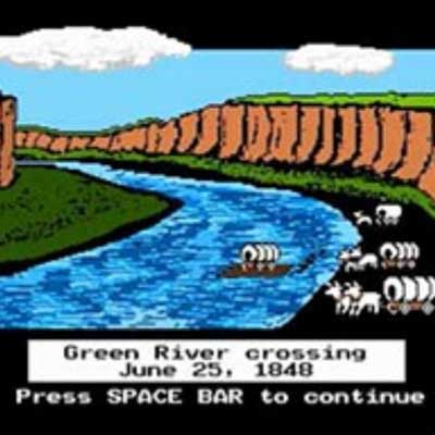 guess the 90s answers Oregon Trail