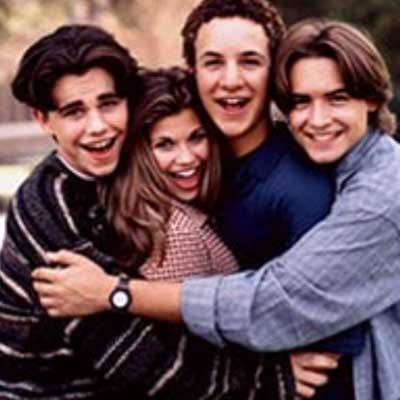 guess the 90s answers Boy Meets World