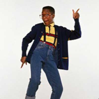 guess the 90s answers Steve Urkel
