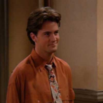 guess the 90s answers Chandler Bing