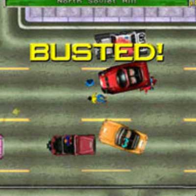 guess the 90s answers Grand Theft Auto
