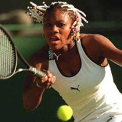 guess the 90s answers Serena Williams