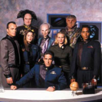 guess the 90s answers Babylon 5