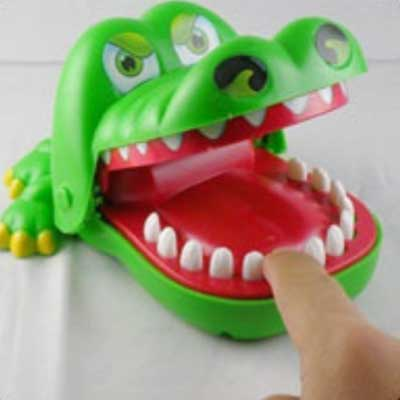 guess the 90s answers Crocodile Dentist
