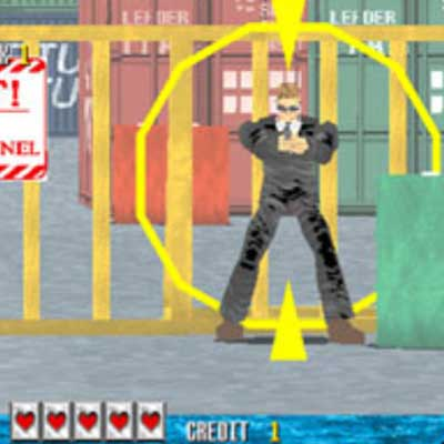 guess the 90s answers Virtua Cop
