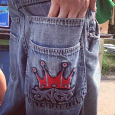 guess the 90s answers JNCO