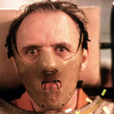 guess the 90s answers Hannibal Lecter