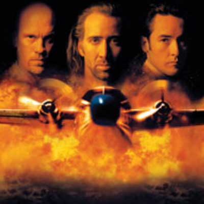 guess the 90s answers Con Air