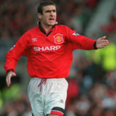 guess the 90s answers Eric Cantona
