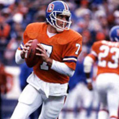 guess the 90s answers John Elway