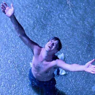 guess the 90s answers Andy Dufresne