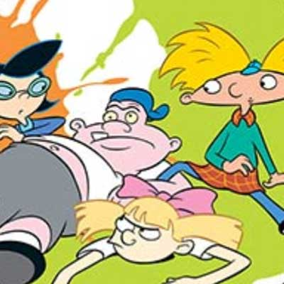 guess the 90s answers Hey Arnold