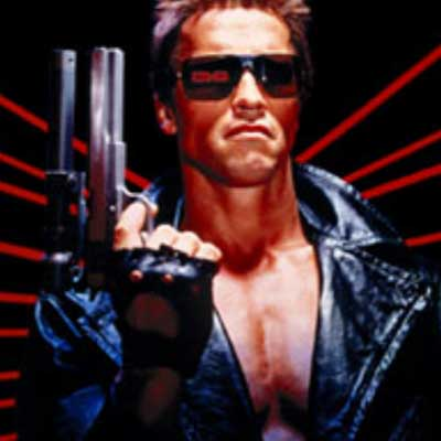 guess the 90s answers Terminator