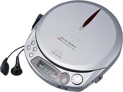 Cd Walkman Totally 90s