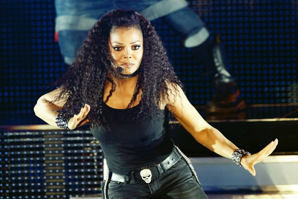 Janet Jackson - Totally 90s