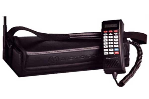 Motorola Bag Phone - Totally 90s