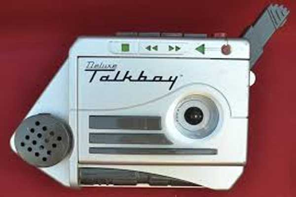 90s Music Toys : Talkboy totally s