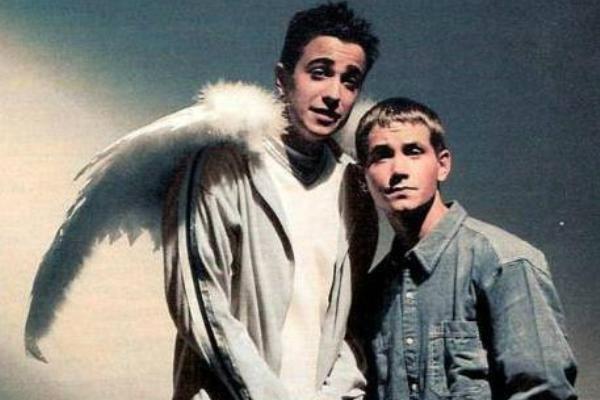 Teen angel tv series