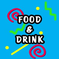 90s food and drink