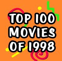 Top 100 Movies of 1998