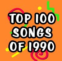 Top 100 Songs of 1990