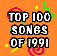 Top 100 Songs of 1991