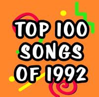Top 100 Songs of 1992