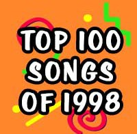 Top 100 Songs of 1998