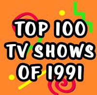 Top 100 TV Shows of 1991